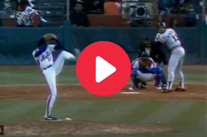 """""""Doc"""" Gooden Striking Out the Side in 1984 All-Star Game is Still Special"""