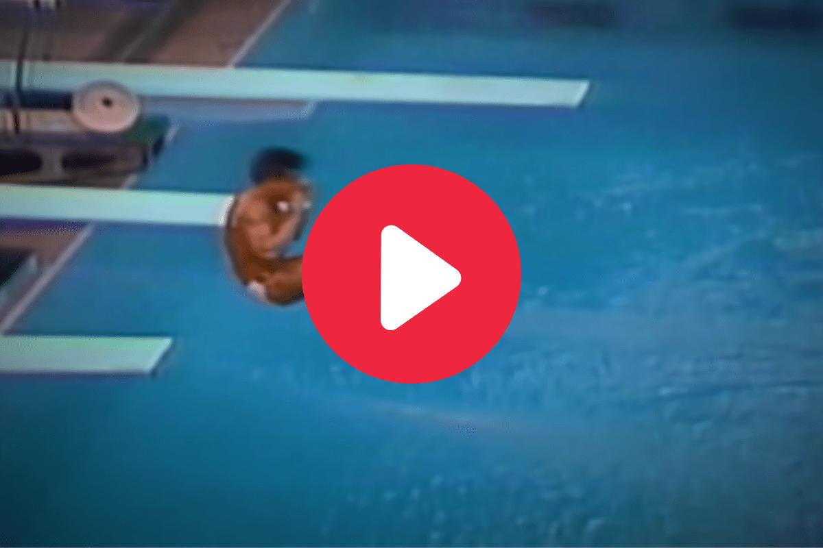 Greg Louganis Hitting His Head (& Still Winning Gold) Showed Olympic Spirit