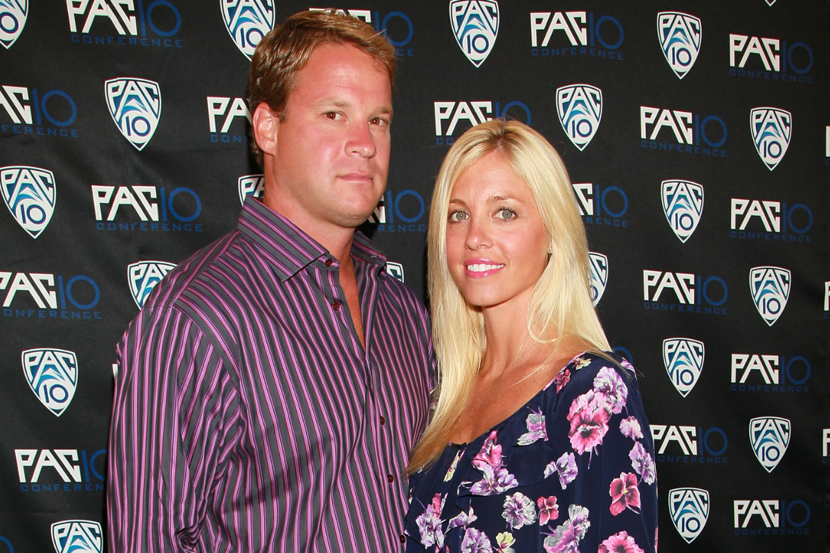 Lane Kiffin's Ex-Wife is the Daughter of an SEC Quarterback Legend