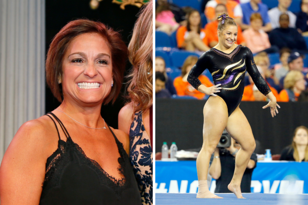 Mary Lou Retton Married a College QB & Raised a Gymnast Daughter