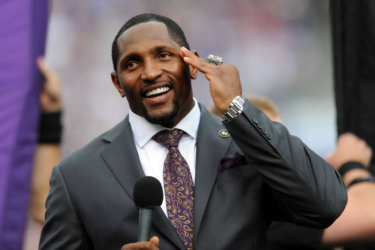 Ray Lewis Has 6 Kids But Has Never Been Married