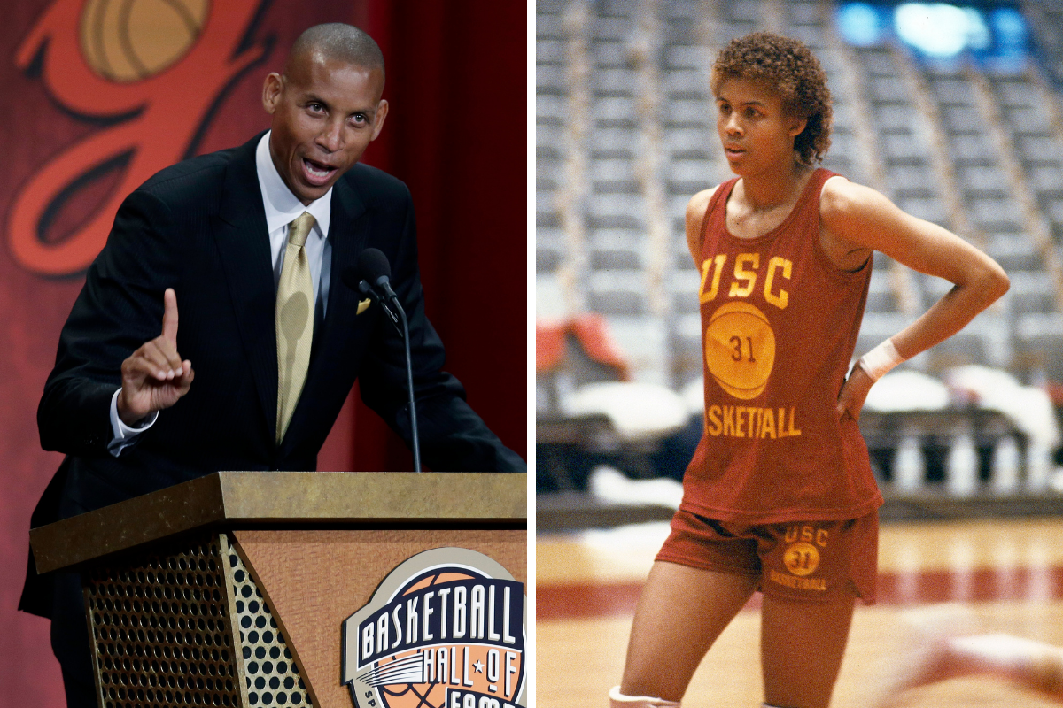 Reggie Miller's Sister Was Better Than He Ever Was