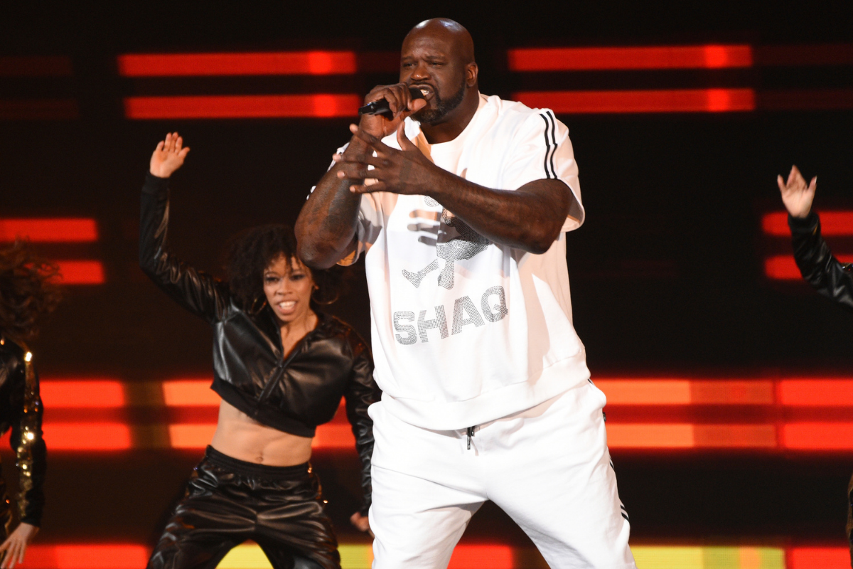 Shaq's 5 Greatest Songs From His Forgotten Hip-Hop Career