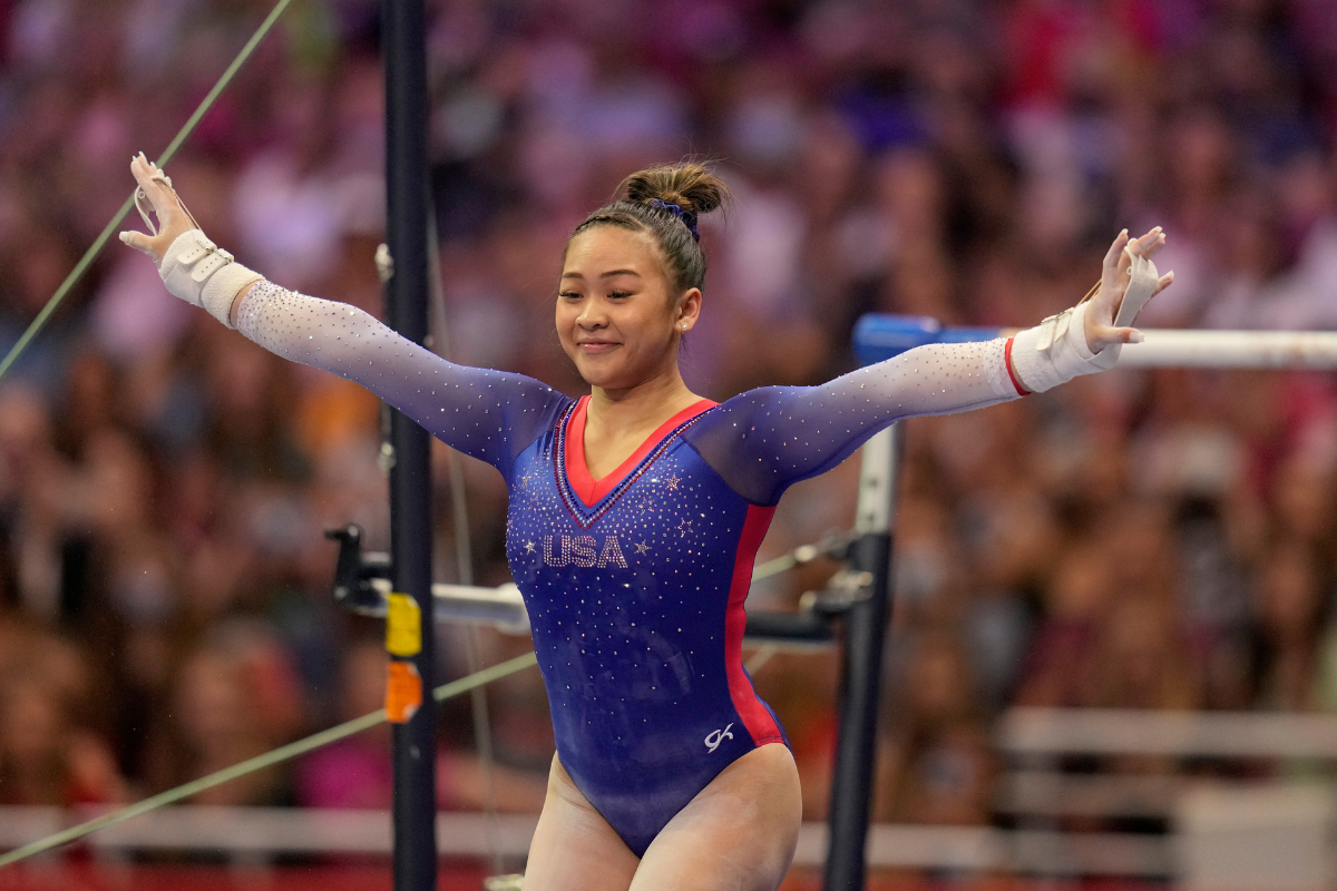 Suni Lee Will Star at Auburn, But First She's Representing Team USA in Olympics
