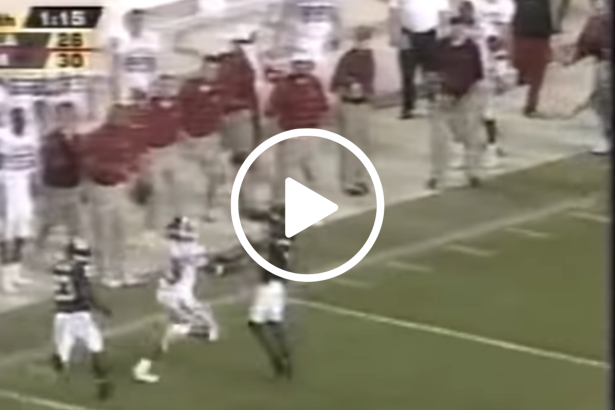"""Terrence Kiel's """"Texas A&M Takeaway"""" Crushed Oklahoma's National Title Dreams"""