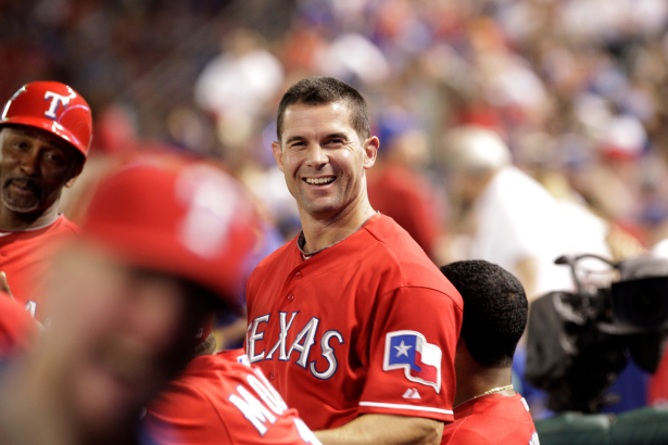 Where is Texas Rangers Legend Michael Young Now?