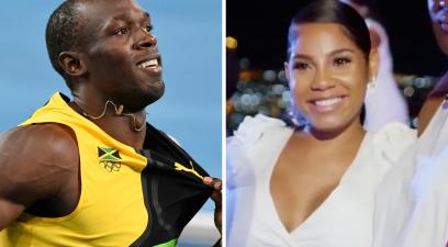 "Usain Bolt Started a Family & Had a Kid Named ""Thunder"""