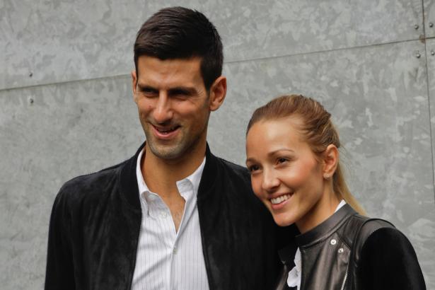 Novak Djokovic Married His High School Sweetheart