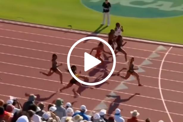 Sha'Carri Richardson's 100-Meter Record Proves She Deserves Olympic Royalty