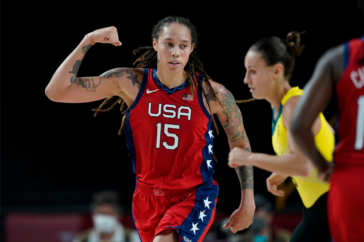 Brittney Griner's Net Worth Doesn't Match Her Impact on Women's Basketball