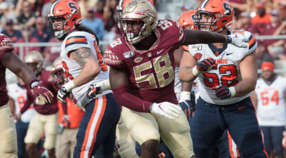 Meet Dennis Briggs: FSU's 278-Pound Breakout DT Who Switched Positions