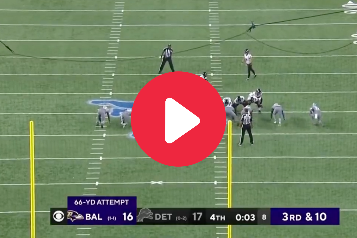 The 23 Longest Field Goals in NFL History Are All Moonshots