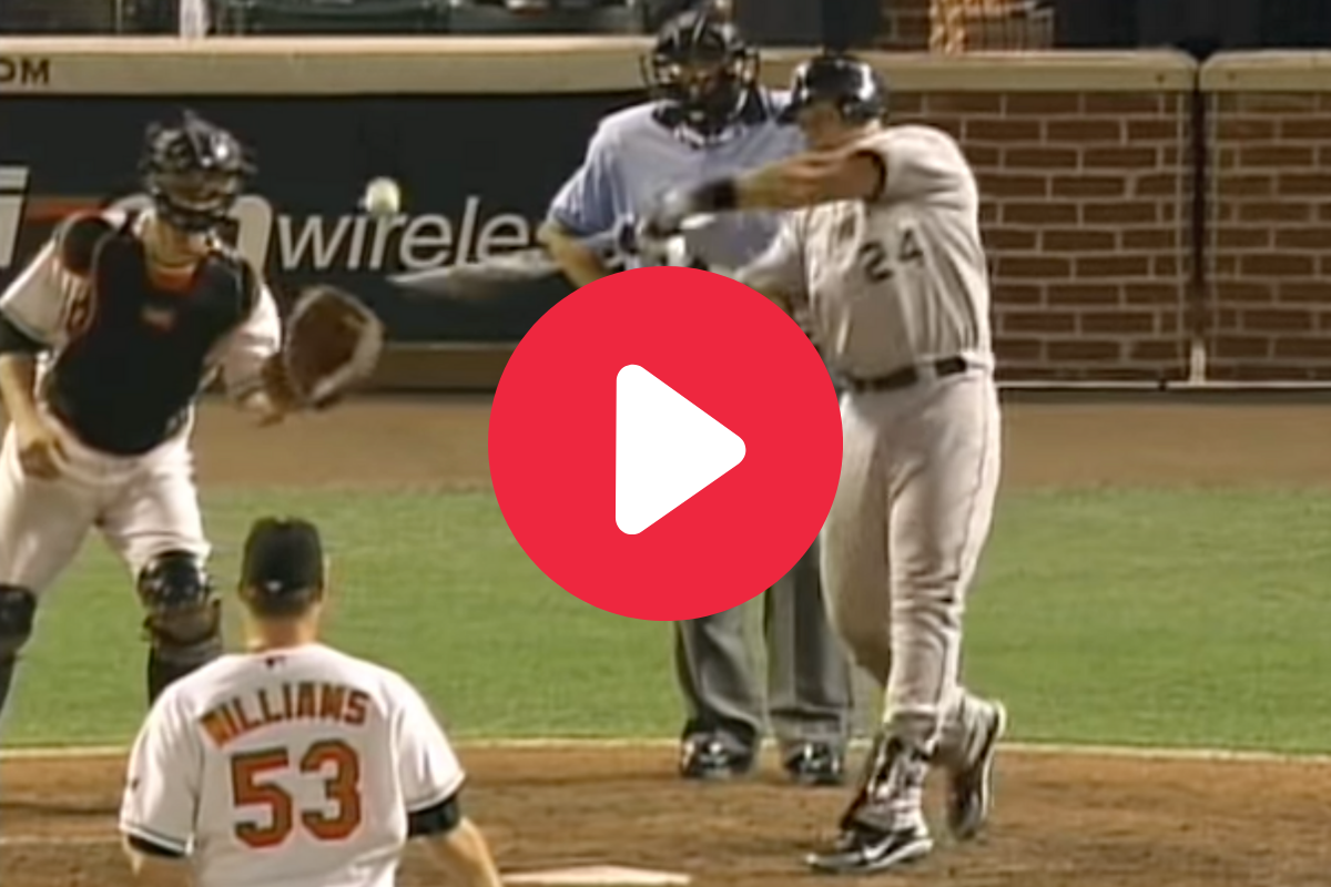 Miguel Cabrera's Intentional Walk Hit Was One of Baseball's Rarest Moments