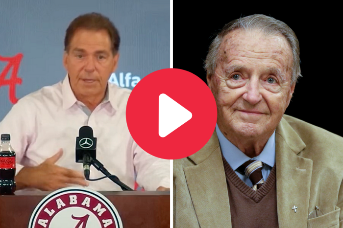 Nick Saban's Story About Bobby Bowden's Generosity is Truly Touching