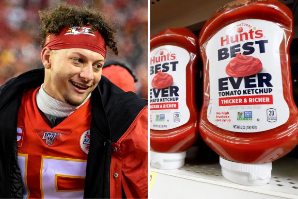 Why Does Patrick Mahomes Love Ketchup So Much?