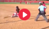 Softball ejection Rosary Academy