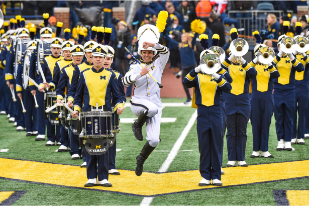 The 10 Best Marching Bands in College Football, Ranked