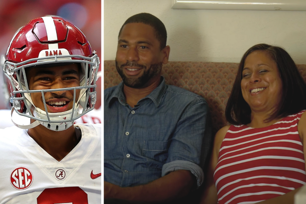 Bryce Young's Parents Raised a College Football Superstar