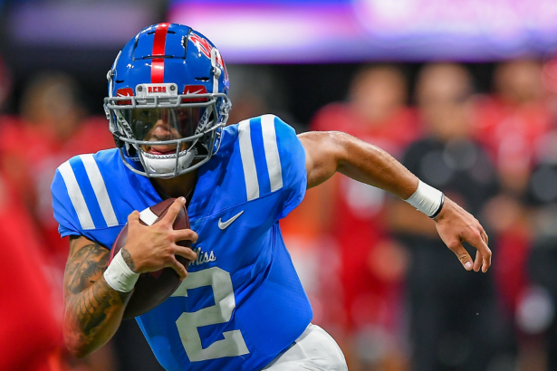 Ole Miss' Matt Corral Sparked a Legit Heisman Campaign Out of Nowhere