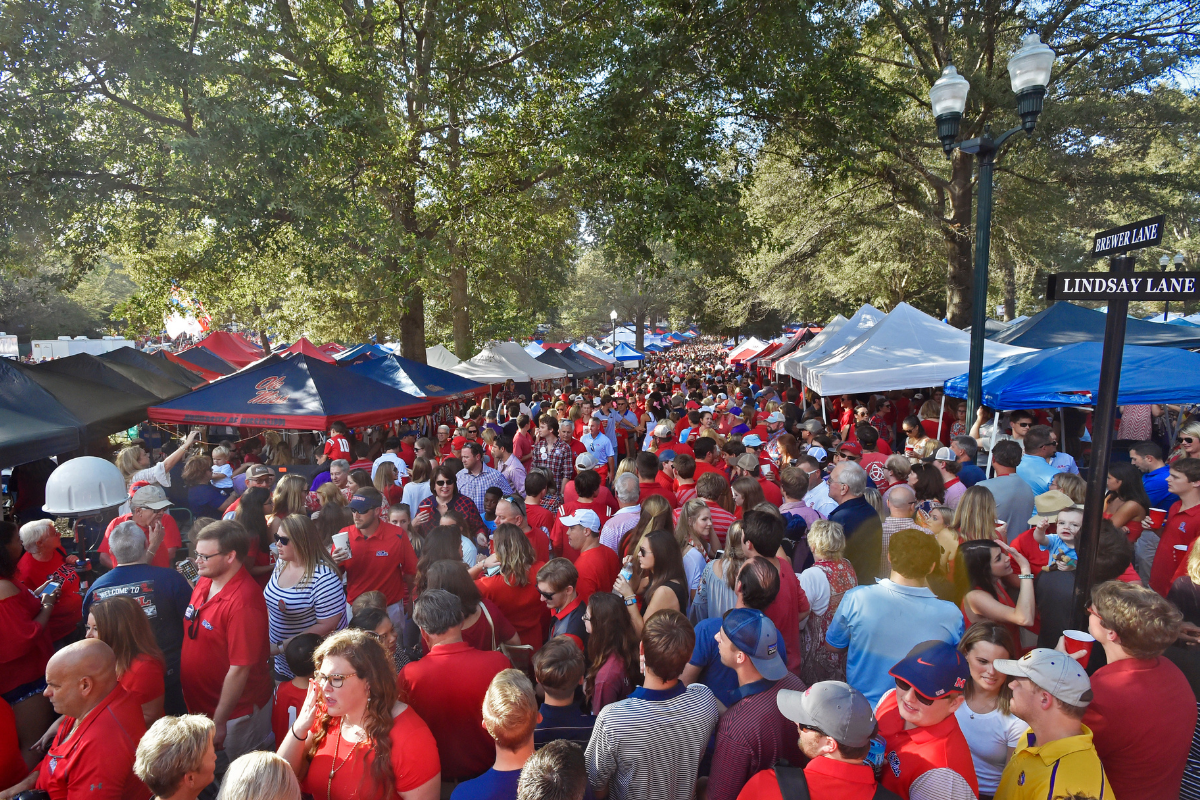 The Best Tailgate Schools in the SEC, Ranked
