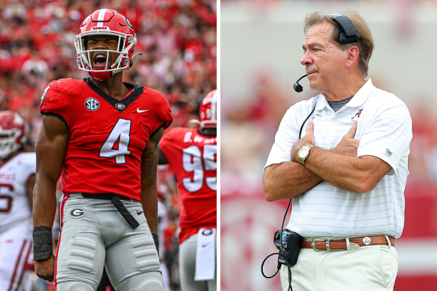 Move Over, Alabama. Georgia is the Best Team in College Football