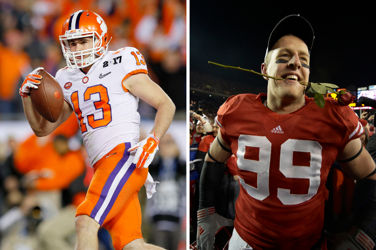 The 5 Best Walk-Ons in College Football History, Ranked