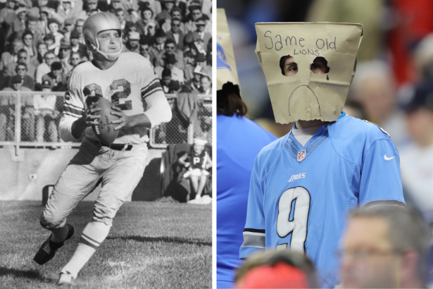 The Curse of Bobby Layne Still Haunts the Detroit Lions More Than 60 Years Later