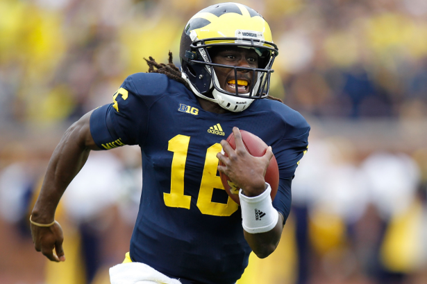 What Happened to Denard Robinson & Where is He Now?