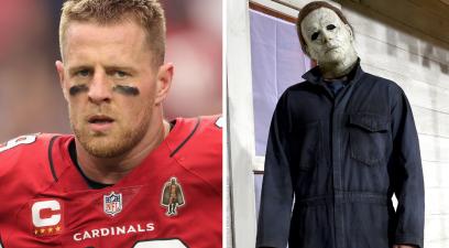 10 NFL Stars & Their Halloween Monster Doppelgängers
