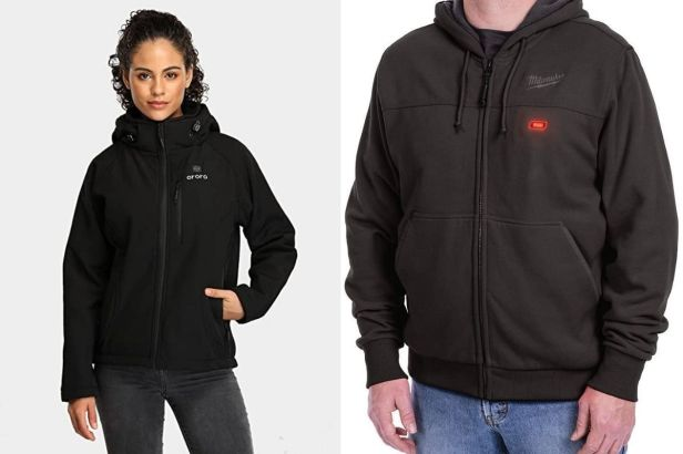 These Top-Rated Heated Hoodies Are the Secret to Staying Warm at Football Games